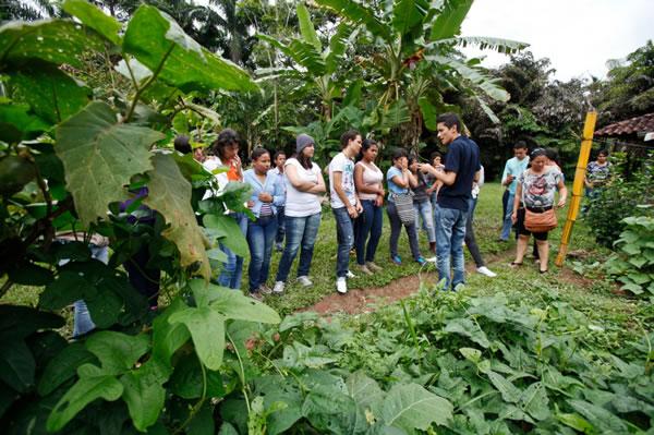 Recorridos Agro-Ecológicos